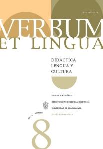 Verbum et Lingua 8